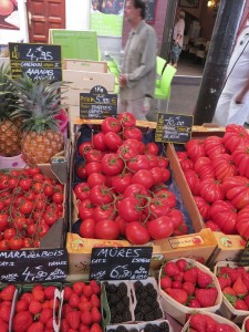 Marche Provencal south of France Art Tour in Antibes